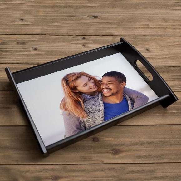Personalized Picture Perfect Serving Tray-Personalized Gifts
