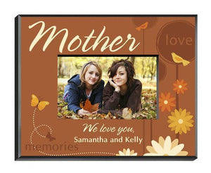 Personalized Springtime Celebration Frame - Mother-Personalized Gifts