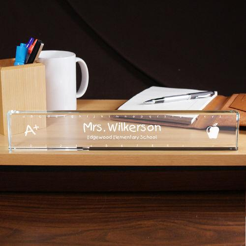 Personalized Teacher Name Plate-Personalized Gifts