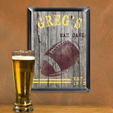 Personalized Traditional Man Cave Pub Signs-Personalized Gifts