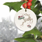 Personalized Vintage Christmas Ornaments - All-Personalized Gifts
