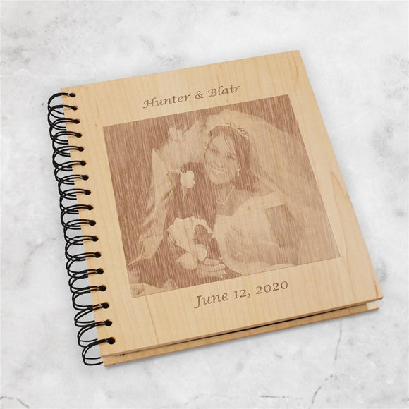 Personalized Wedding Photo Album-Personalized Gifts