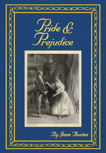 Pride & Prejudice Personalized Novel-Personalized Gifts