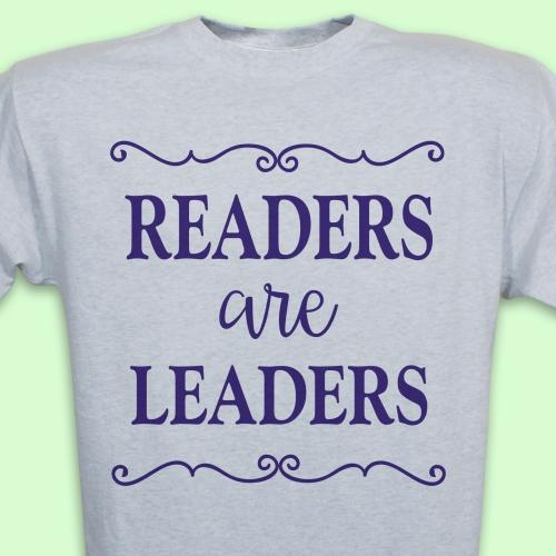 Readers T-Shirts-Personalized Gifts