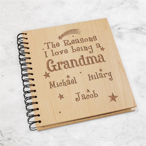 Reason I Love Personalized Photo Album-Personalized Gifts