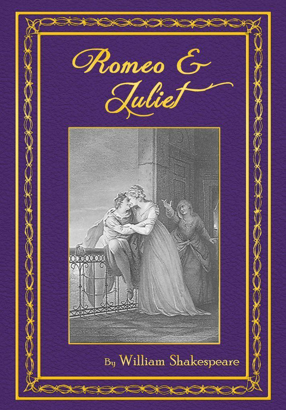 Romeo & Juliet Personalized Novel-Personalized Gifts