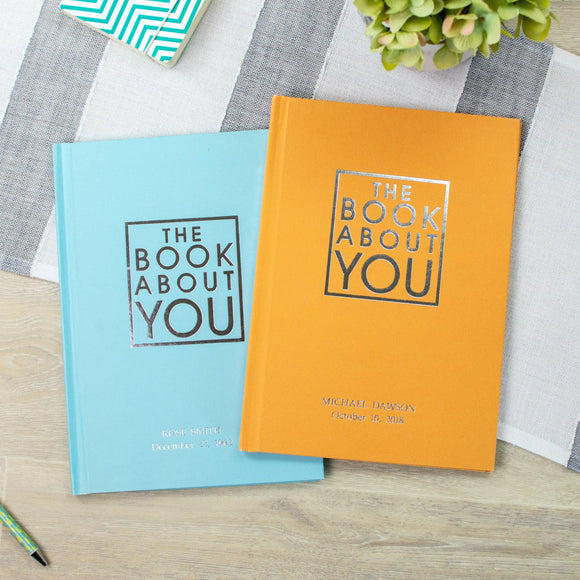 The Book About You-Personalized Gifts