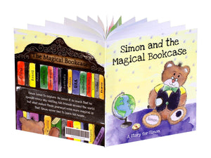The Magical Bookcase Personalized Book-Personalized Gifts