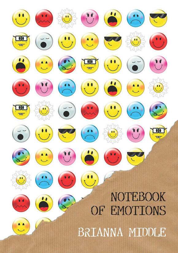 The Ultimate Emotion-icon Notebook-Personalized Gifts
