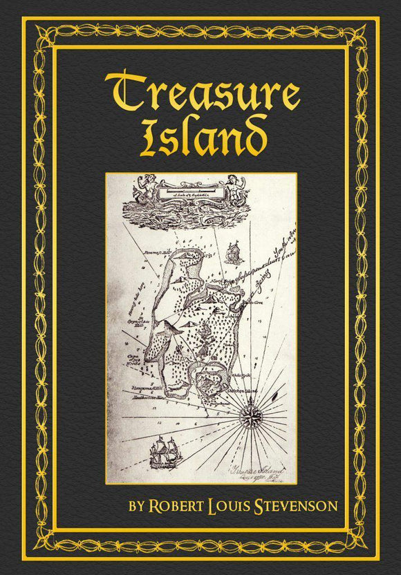 Treasure Island Personalized Novel-Personalized Gifts