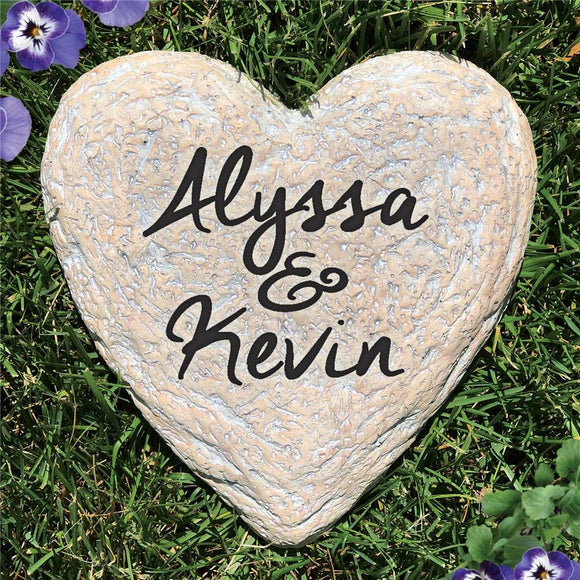 We are set Garden Stone-Personalized Gifts