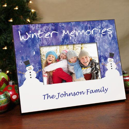 Winter Frame-Personalized Gifts