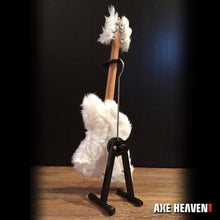 "Load image into Gallery viewer, Billy Gibbons ""The Fur"" miniature Replica Guitar - ZZ TOP Dean Zelinksy Design"