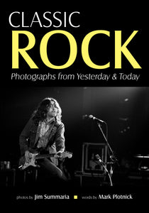 Book - Classic Rock Photos from Yesterday and Today