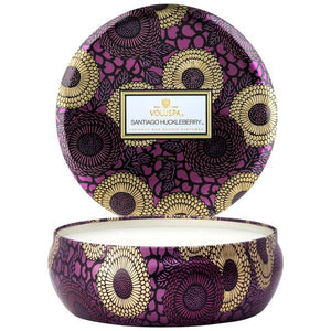 Voluspa Santiago Huckleberry 12 oz