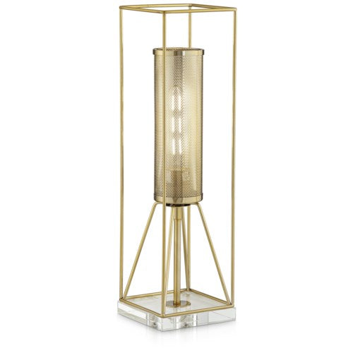 TL-Modern Uplight Industrial-Gold