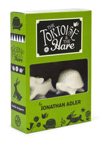 Load image into Gallery viewer, Jonathan Adler Tortoise And Hare Bottle Stopper Set