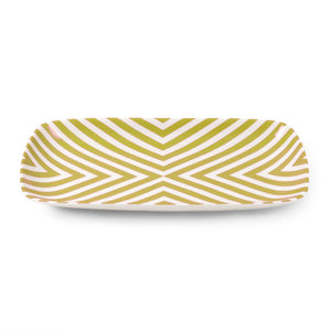 Jonathan Adler Pop Carnaby Tray - Green