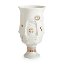 Load image into Gallery viewer, Jonathan Adler Gilded Muse Dora Maar Urn