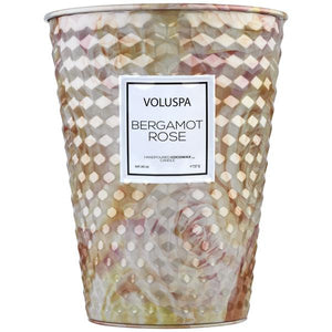 Voluspa Bergamot Rose 26 oz