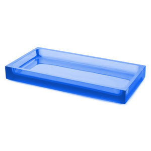 Jonathan Adler Hollywood Tray - Blue