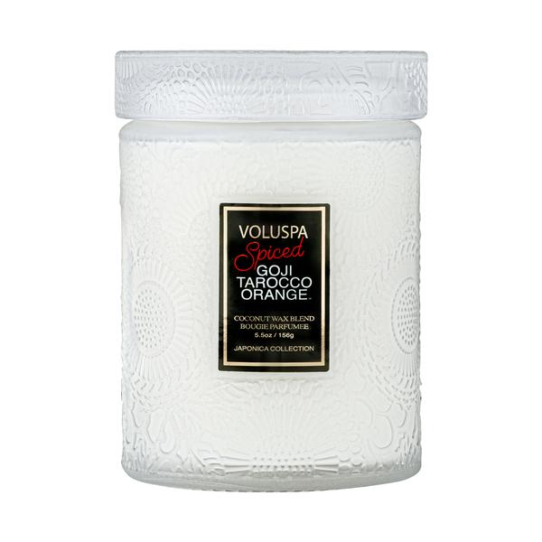 Voluspa Spiced Goji Tarocco Orange 5.5 oz