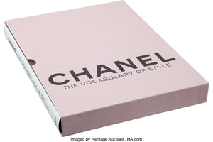Chanel: Vocabulary Of Style - Hc
