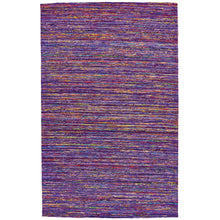Load image into Gallery viewer, Arushi Purple 5x8 ft