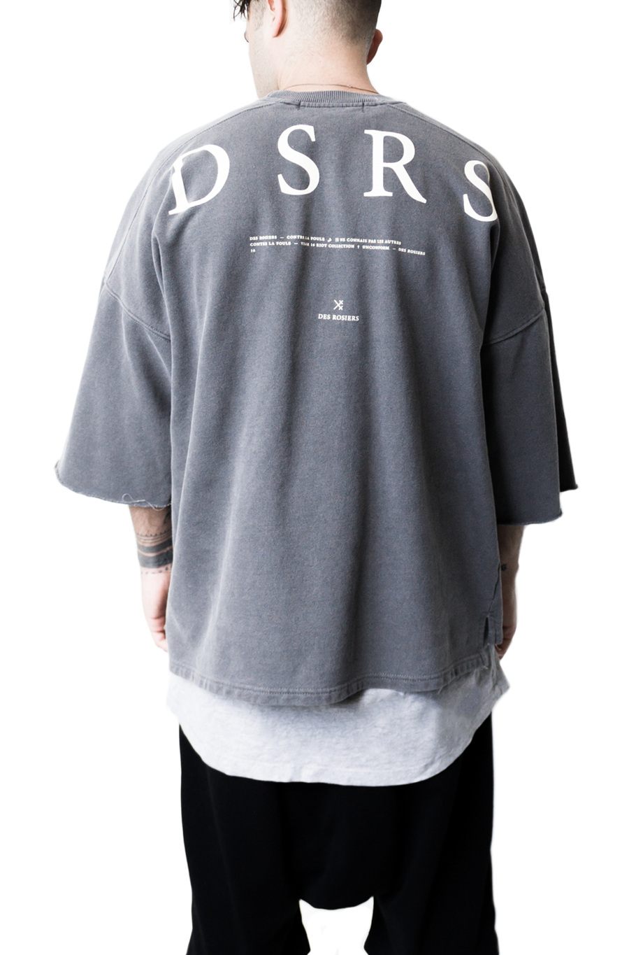 Crewneck DSRS dark gray