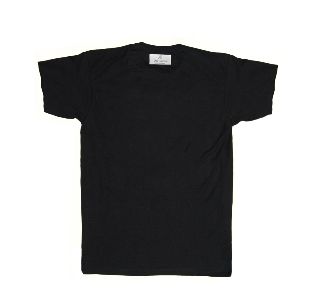 COLLECTION SS15 BLACK TEE