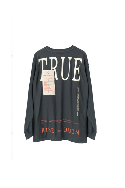 LONG SLEEVE TRUE