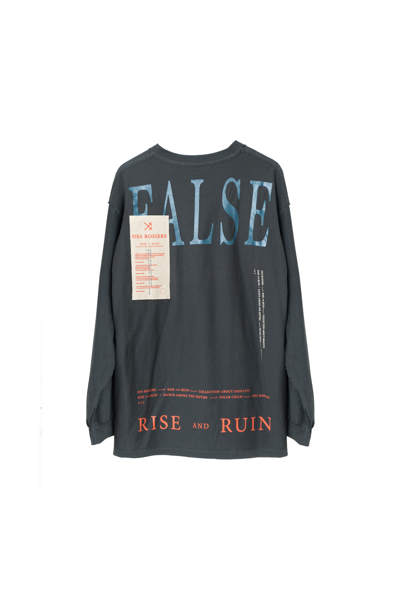 LONG SLEEVE FALSE