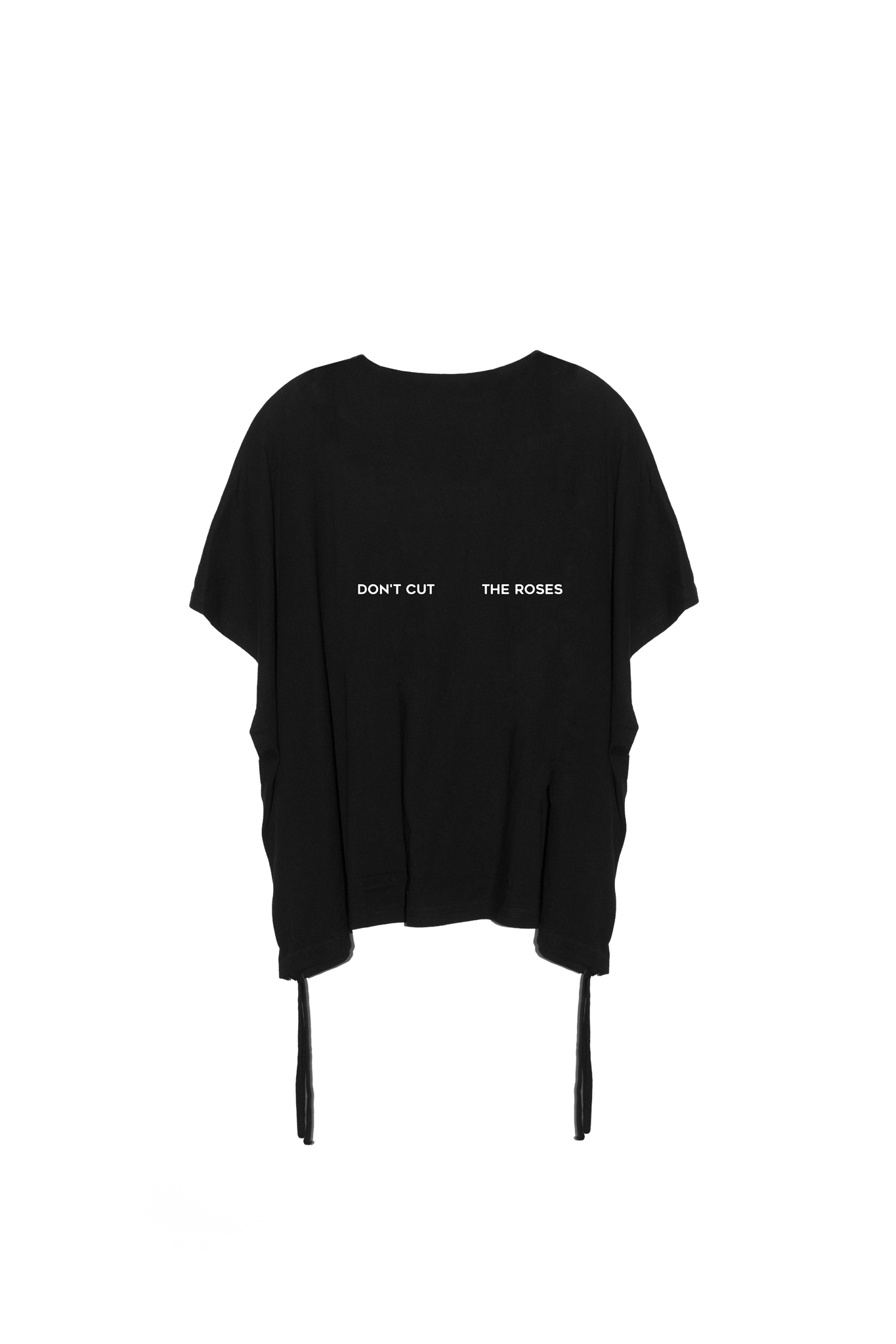 Des Rosiers Poncho Don't cut the roses