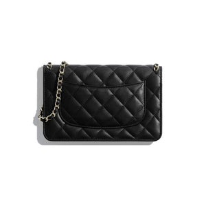The Chanel Wallet on Chain – Chanel Handbags
