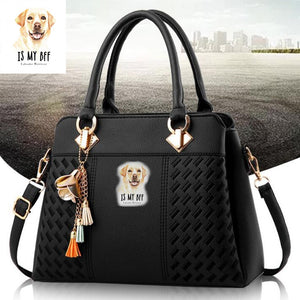Bag with cute Dog