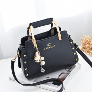 LX Genuine Leather Women Handbag