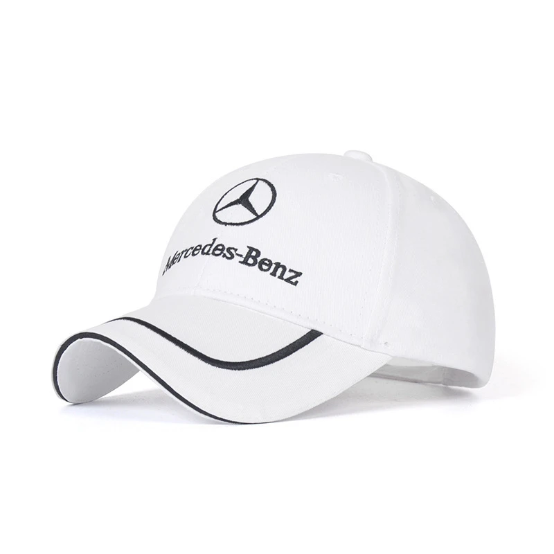 MERCEDES FASHION STYLE GOLF CAP