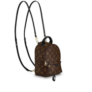 LV Palm Springs Mini Monogram Canvas Backpack
