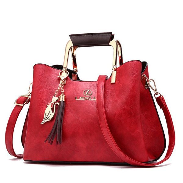 LX Genuine Leather Women's Handbag