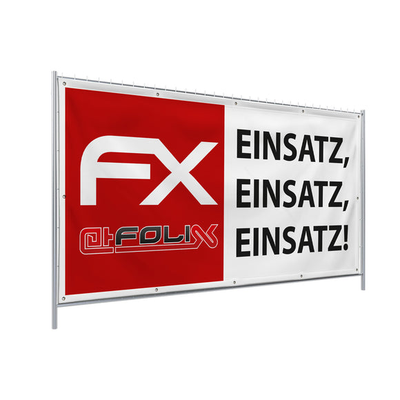 PVC Frontlit Banner UV-Digitaldruck