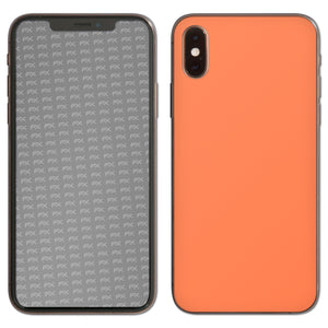 atFoliX FX-Gloss-Mystery Skin für Apple iPhone XS (Back cover)