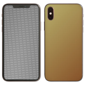 atFoliX FX-Variochrome-Mystery Skin für Apple iPhone XS (Back cover)