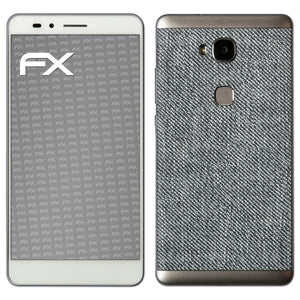 atFoliX FX-Denim-Grey Skin für Huawei Honor 5X