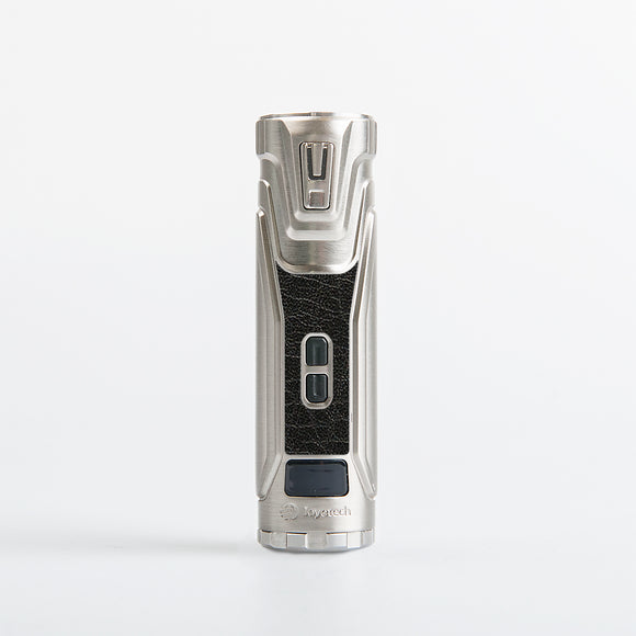atFoliX FX-Leather-Black Skin für Joyetech Ultex T80