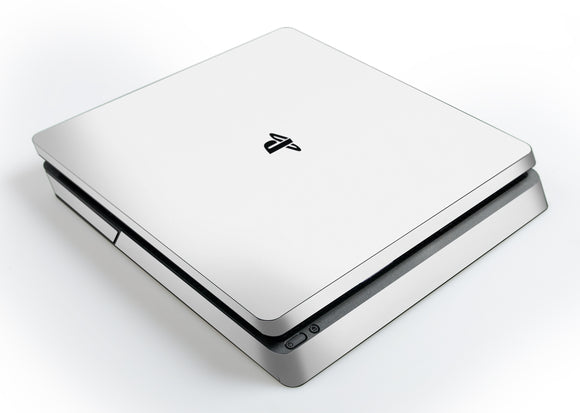 atFoliX FX-Soft-Alpine Skin für Sony PlayStation 4 Slim (PS4 Slim)