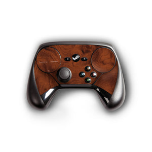 atFoliX FX-Wood-Root Skin für Steam Controller