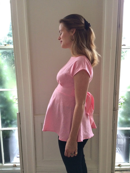 Down Payment Calculator >> Maternity sewing #1 - Anna Dress sewing pattern easy top ...