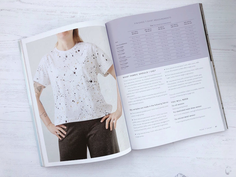 Wendy Ward book tour: A Beginner's Guide to Sewing with Knitted Fabrics