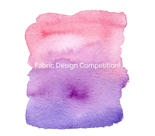 Once Upon A Dream - Fabric Design Competition!