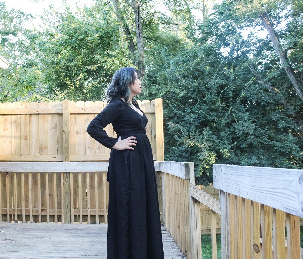Sewn by Ashley - alix dress by hand london